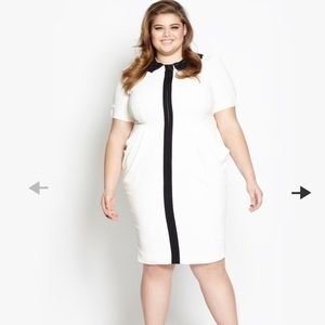 Deadstock Beth Ditto Nina Dress Size 20 24 26 9119b00e12